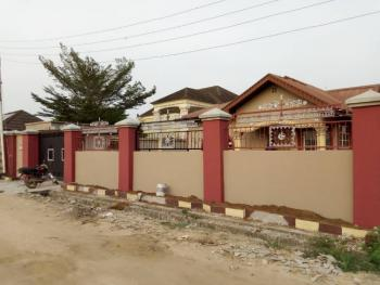 Luxury 4 Bedroom and 2 Setting Room Detached Bungalow at Valley View, Valley View Estate, Ikorodu, Lagos, Detached Bungalow for Sale