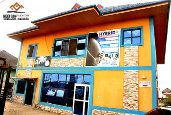 Commercial Building at a Give Away Price, Ebis Junction, Biogbolo, Yenagoa, Bayelsa, Office Space for Sale