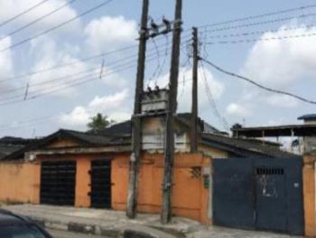 a 5 Bedroom Detached Bungalow Sitting on 450sqm Land, Bode Thomas, Surulere, Lagos, Detached Bungalow for Sale
