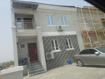 Brand-new 4 Bedroom Duplex, By Cedarcrest Hospital, Apo, Abuja, Terraced Duplex for Sale