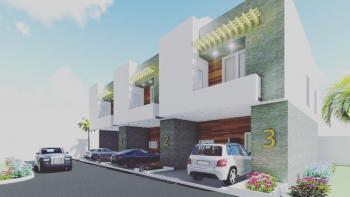 4 Bedroom Terrace Duplex, Lekki Palm City Estate, Ado, Ajah, Lagos, Terraced Duplex for Sale