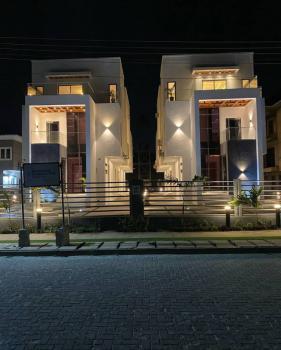 Luxury 5 Bedrooms Fully Detached Duplex House + Bq + Swimming Pool + Cinema, By Circular Shoprite, Jakande, Lekki, Lagos, Detached Duplex for Sale
