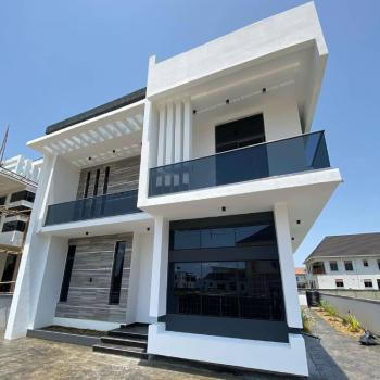 Newly Built 5 Bedroom Detached  Duplex, Lakeview Estate, Lafiaji, Lekki, Lagos, Detached Duplex for Sale