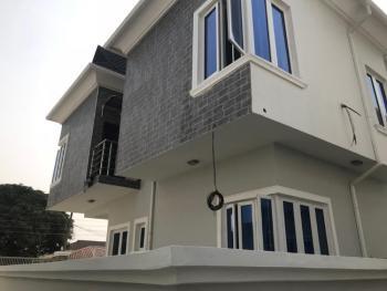 4 Bedroom Fully Detached Duplex with Bq, Ado Road, Ado, Ajah, Lagos, Detached Duplex for Sale