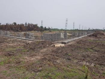 Completely and Affordable Dry Investment Land Plus Perimeter Fencing, Rubyfield Estate, Few Mins From La-campaign Tropicana Resort, Okun Imedu, Ibeju Lekki, Lagos, Mixed-use Land for Sale