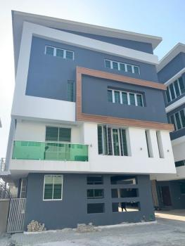 4 Bedroom Townhouse with a Maids Room, Richmond Gate Estate, Ikate Elegushi, Lekki, Lagos, Terraced Duplex for Rent