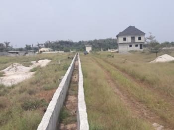 Premium Plot of Land, Edge Villa Estate, Behind Amen Estate Phase 1, Eleko Road, Ibeju Lekki, Lagos, Residential Land for Sale