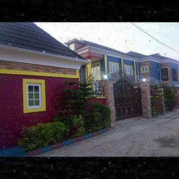 Elegant and Tastefully Finished 5 Bedroom Duplex with Swimming Pool, Off Ada George Road, Port Harcourt, Rivers, Detached Duplex for Sale