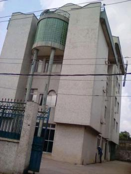 Solid Commercial Standard 4 Floor Building with Penthouse, Anifowoshe Ikeja, Oba Akran, Ikeja, Lagos, Office Space for Sale