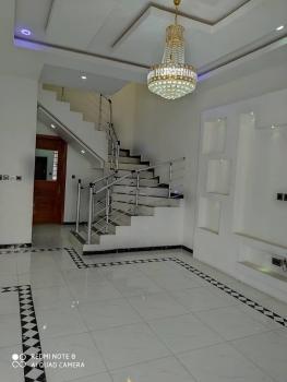 4 Bedroom Semi Detached House + Bq, Osapa London, Osapa, Lekki, Lagos, Semi-detached Duplex for Sale