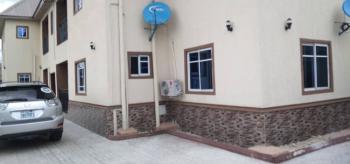 Standard 3 Bedroom Flat Federal Light, Interlock Compound & Street, Eliozu, Port Harcourt, Rivers, House for Rent