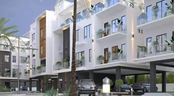 Luxury 2 Bedroom Flat with Fitted Kitchen, Camberwall Courts Phase Ii,camberwall Estate., Abijo, Lekki, Lagos, Flat for Sale
