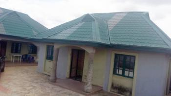 3 Bedrooms and 2 Bedrooms Bungalow with Extra Space to Build in Minna, Bosso, Niger, Detached Bungalow for Sale
