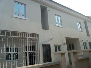 Brand New 3 Bedroom Terraced Duplex with Bq, Near Cedar Crest Hsp, Apo, Abuja, Terraced Duplex for Rent