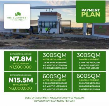Claridge Estate, Sangotedo, Ajah, Lagos, Block of Flats for Sale