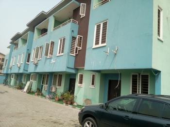 4 Bedroom Terrace Duplex, Off Hebert Macaulay Way., Sabo, Yaba, Lagos, Terraced Duplex for Sale