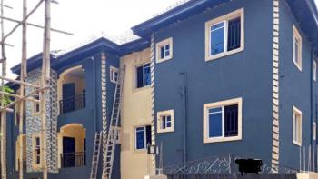 Block of 6-no. 3-bedroom Flats, One-day, Off Agbani Road, Enugu, Enugu, Block of Flats for Sale