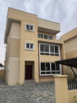 Fully Serviced 5 Bedroom Detached Duplex with Bq, Western Foreshore Estate, Osapa, Lekki, Lagos, Detached Duplex for Sale