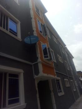 Newly Built Standard Mini Flat in a Serene Environment., Off Allidada Street, Ago Palace, Isolo, Lagos, Mini Flat for Rent