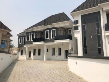 4 Bedroom Self-service Terrace Duplex, Ikota, Lekki, Lagos, Terraced Duplex for Sale