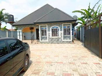 Lovely 4 Bedroom Bungalow with Spacious Car Park, Mini Orlu Ada George, Port Harcourt, Rivers, Detached Bungalow for Sale