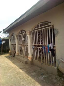 3bedroom Bungalow Inside Half Plot, Port Harcourt, Rivers, Detached Bungalow for Sale