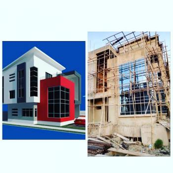 Pay Installment for 2-15years and Own a 4 Bedroom Terraced Triplex, Bella Court, Ikate, Lekki, Lagos, Block of Flats for Sale