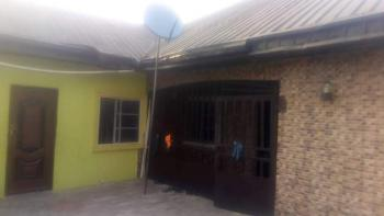 3 Bedroom Bungalow and Self Contained, Rukpokwu, Port Harcourt, Rivers, Detached Bungalow for Sale