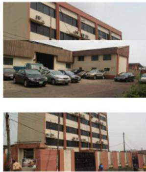 Industrial Building Good for Wearhouse Factory on 8253sqm with C of O, Major Industrial Road Oregun Ikeja, Oregun, Ikeja, Lagos, Warehouse for Sale
