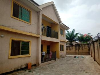Very Neat, Sound and Spacious Block of 4 Flats of 3 Bedrooms Each, Adjacent Senator Folarin's Residence, Oluyole Estate, Ibadan, Oyo, Block of Flats for Sale