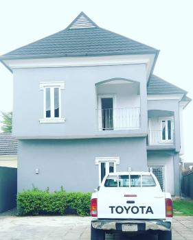 Executive 4 Bedroom Fully Detached Duplex with Gate House, Parkland Estate By Peter Odili Road, Trans Amadi, Port Harcourt, Rivers, Detached Duplex for Rent