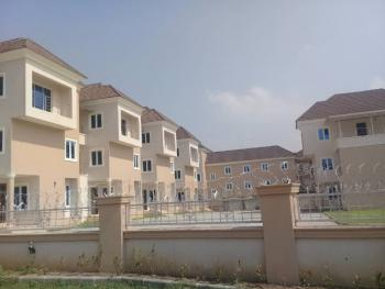 8 Units of a Four Bedroom Tarace, Katampe Extension, Katampe, Abuja, Terraced Duplex for Sale