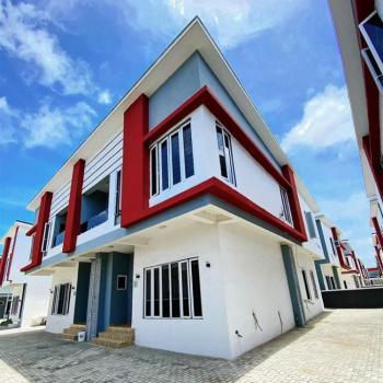 Brand New 4 Bedroom Semi-detached Duplex with 24 Hours Power, Ikota, Lekki, Lagos, Semi-detached Duplex for Rent