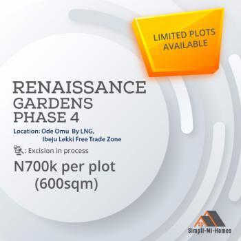 Renaissance Gardens Phase 4, Lakowe, Ibeju Lekki, Lagos, Mixed-use Land for Sale