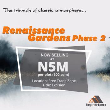 Gardens Phase 2, Free Trade Zone, Lakowe, Ibeju Lekki, Lagos, Mixed-use Land for Sale