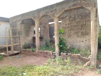 Uncompleted Twin 2 Bedroom Apartment, Prince Adeyemi,  Adiyan, Agbado, Agbado, Ifo, Ogun, Residential Land for Sale