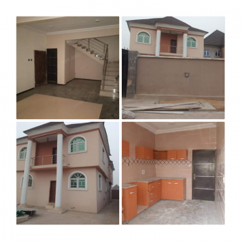 2 Wings of 4 Bedroom Detached Duplex, Ago Palace, Isolo, Lagos, Detached Duplex for Sale