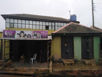 Tenement House with 7 Rooms, Off Vespa Bus Stop, Along Olu Ifo Palace., Ifo, Ogun, House for Sale