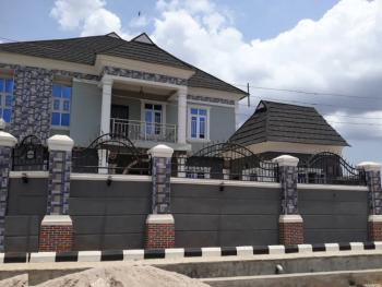 a 7 Bedroom Luxury Detached Duplex with 2 Bedroom Bq on a Plot, Alagbado, Ifako-ijaiye, Lagos, Detached Duplex for Sale