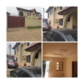 3 Bedroom Duplex with 2 Nos of 2 Bedroom Flat, Akiti Avenue, Okota, Isolo, Lagos, Detached Duplex for Sale