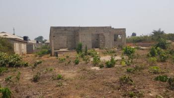 The Structure Is a Bungalow of 3 Bedrooms En-suite, Idomila Beside Ijebu Ode Stadium, Ijebu Ode, Ogun, Terraced Bungalow for Sale