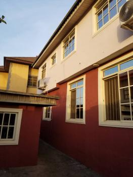a 4 Bedroom Detached Duplex with a Room Bq, Off College Road, Ogba, Ikeja, Lagos, Detached Duplex for Sale