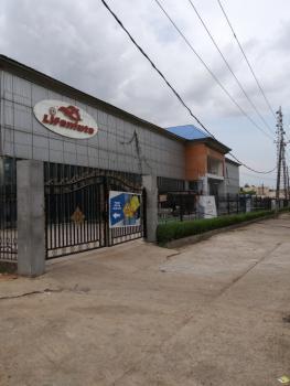 Warehouse and Office Block, Ikosi Road, Oregun, Ikeja, Lagos, Factory for Sale