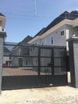 4bedroom Detached Duplex with Bq in a Mini Court Inside Estate, in a Well Secured Estate, Ado, Ajah, Lagos, Flat for Rent