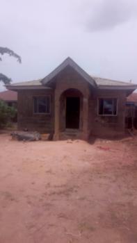 2 Bedroom House on 120/34ft Land, Off Iya Ijebu Junction, Orimerunmu, Ibafo, Ogun, Detached Bungalow for Sale