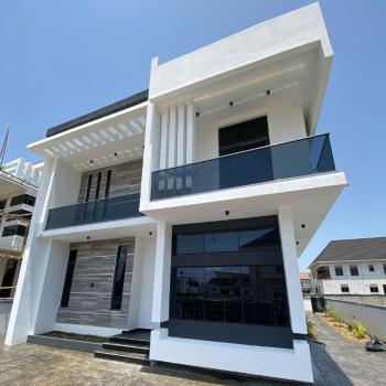 Luxury 5 Bedroom with Bq, Lake View Estate, Lafiaji, Lekki, Lagos, Detached Duplex for Sale