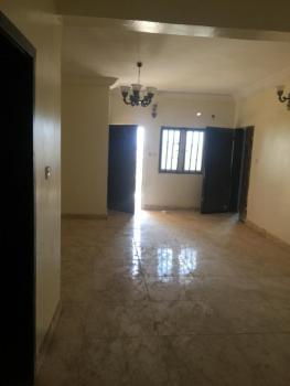 Partly Serviced 3 Bedroom Flat with Air Conditioners, Kado District, Kado, Abuja, Flat for Rent