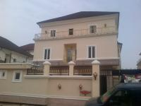 6 Bedroom Detached Duplex(all En-suite) With Jacuzzi, Fitted Kitchen, 2 Sitting Rooms, Family Lounge, Ante Room And Boys Quarters, Chevy View Estate, Lekki, Lagos, 6 Bedroom, 7 Toilets, 6 Baths House For Sale
