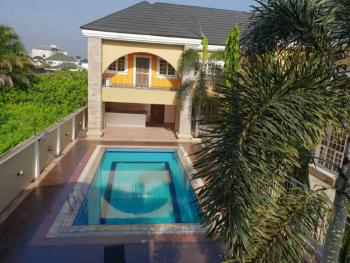 Luxurious 9 Bedroom Duplex on 4 Plots of Land, Gra Phase 2, Port Harcourt, Rivers, Terraced Duplex for Sale