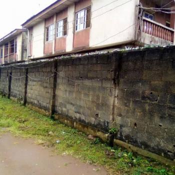 Block of 4 Flats 3 Bedroom, Baruwa Estate, Egbeda, Alimosho, Lagos, Block of Flats for Sale